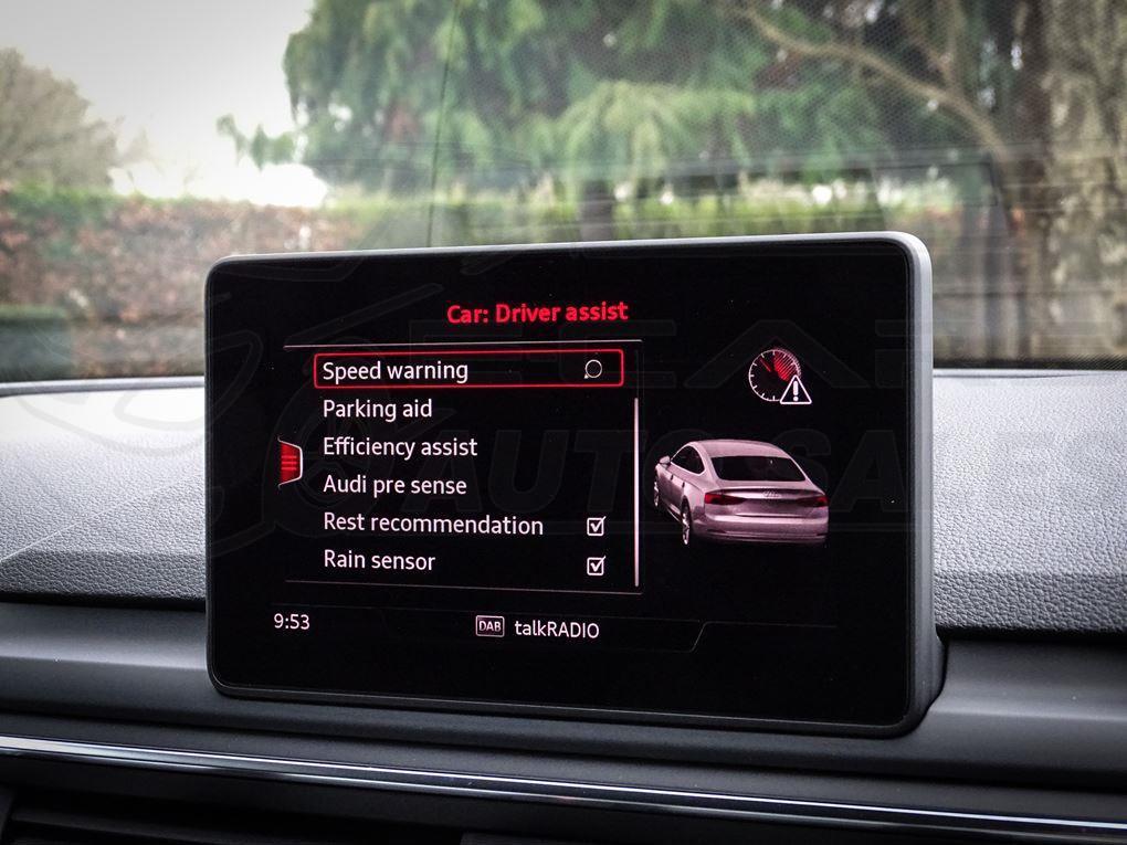 SOLD - #1570 - Audi A5 TFSI SE - 1396CC, Automatic, 2018 - E