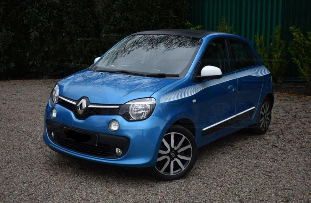 Sold 475 Renault Twingo Dynamic Energy 898cc Manual 2015