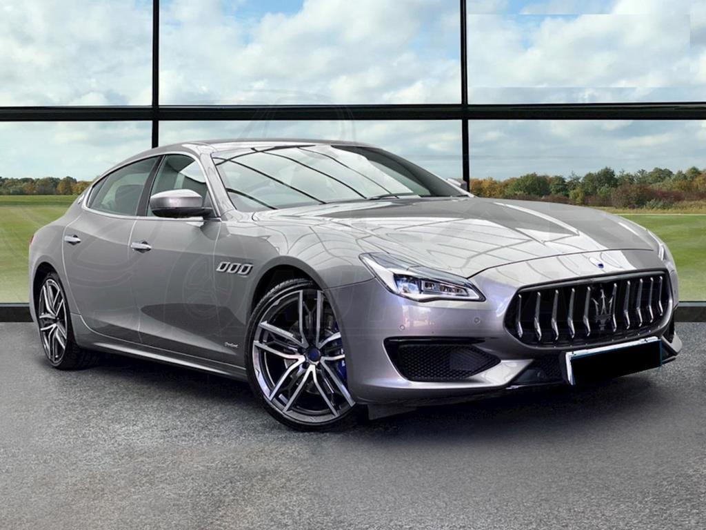 SOLD - #11671 - Maserati Quattroporte V6d GranSport ZF - 2979CC, Automatic, 2018 - E-CARS AUTO SALES