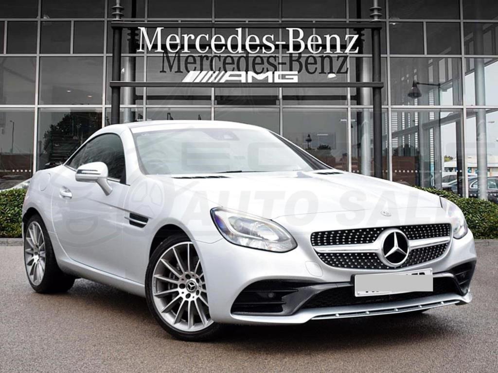SOLD - #688 - Mercedes-Benz SLC-Class SLC 200 AMG Line ...