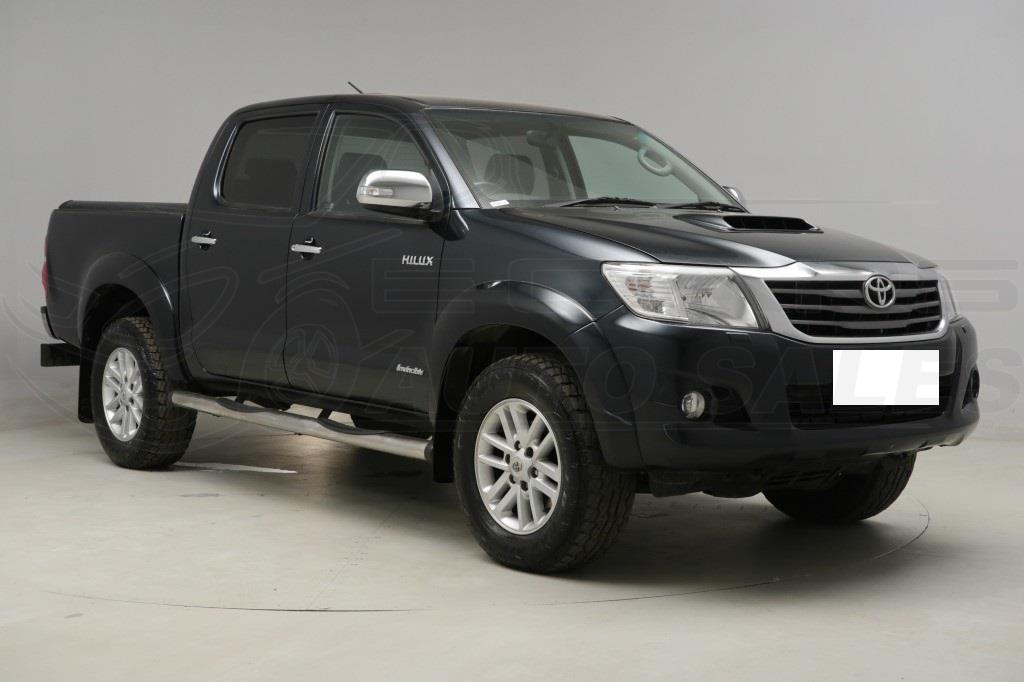 SOLD - #2022 - Toyota Hilux Invincible - 2982CC, Automatic