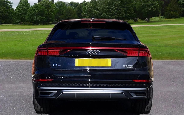 534 Audi Q8 Tdi Quattro S Line 2967cc Automatic 2018 E Cars